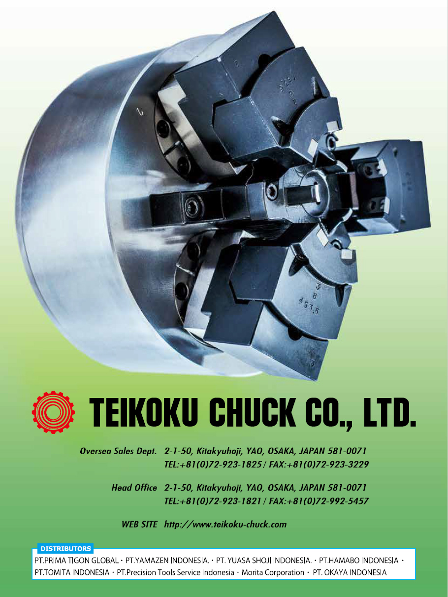 TEIKOKU CHUCK CO., LTD.